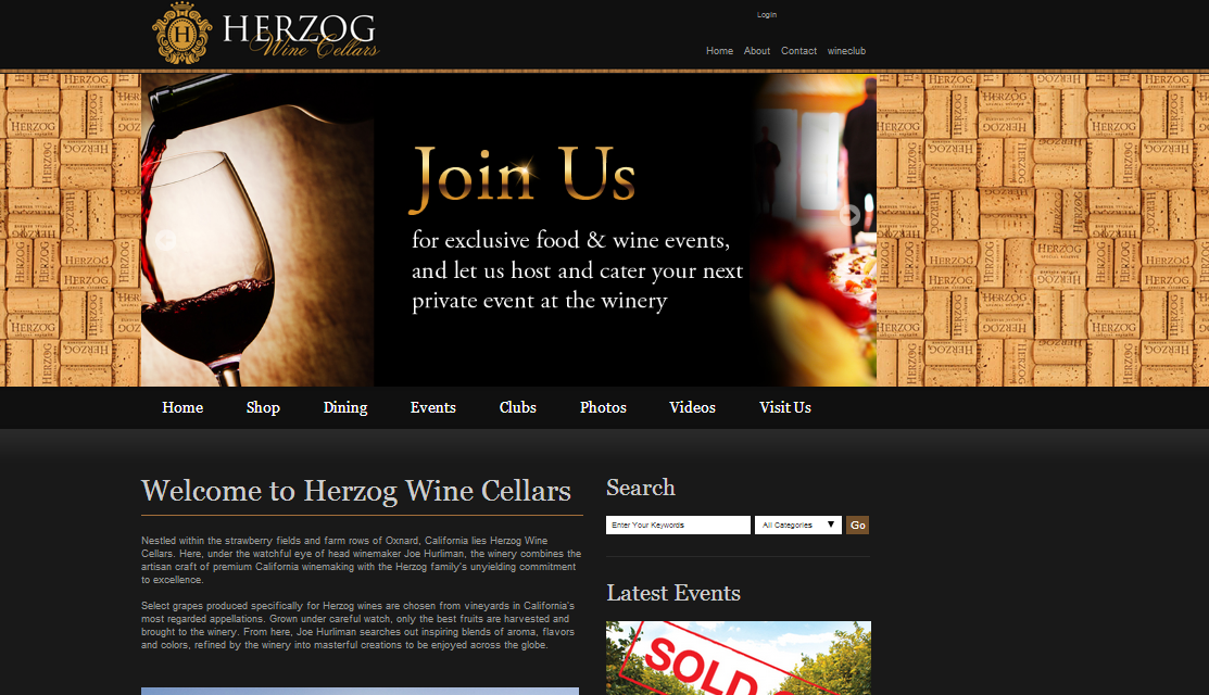 Herzog Wine Cellers